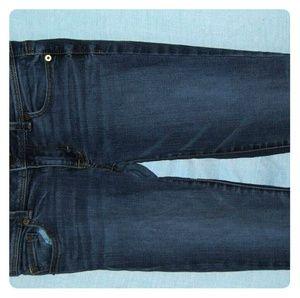 American eagle boot cut super stretch jeans